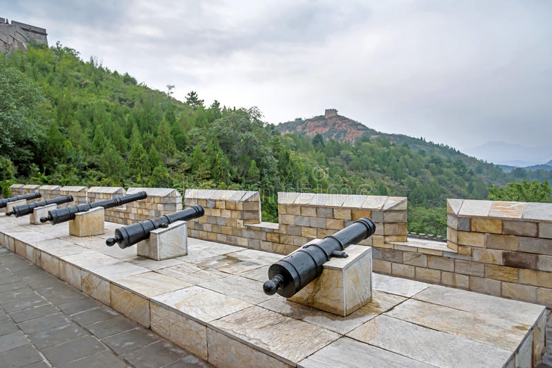 The ancient artillery stock images