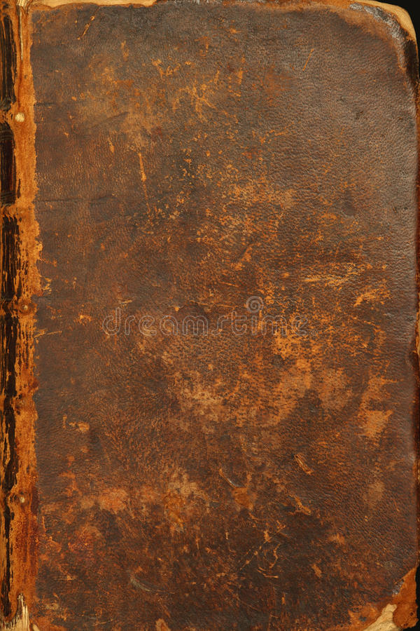 Download Ancient bible cover stock photo. Image of leather, bible - 24801076