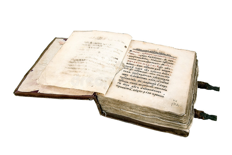 Download The ancient book stock image. Image of book, memory, entry - 2310497