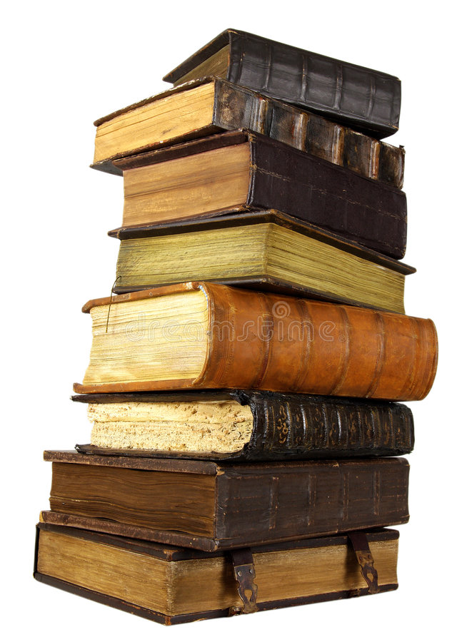 The ancient book stock photos