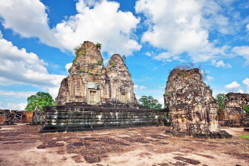 Download Ancient Buddhist Khmer Temple Stock Image - Image: 22329783