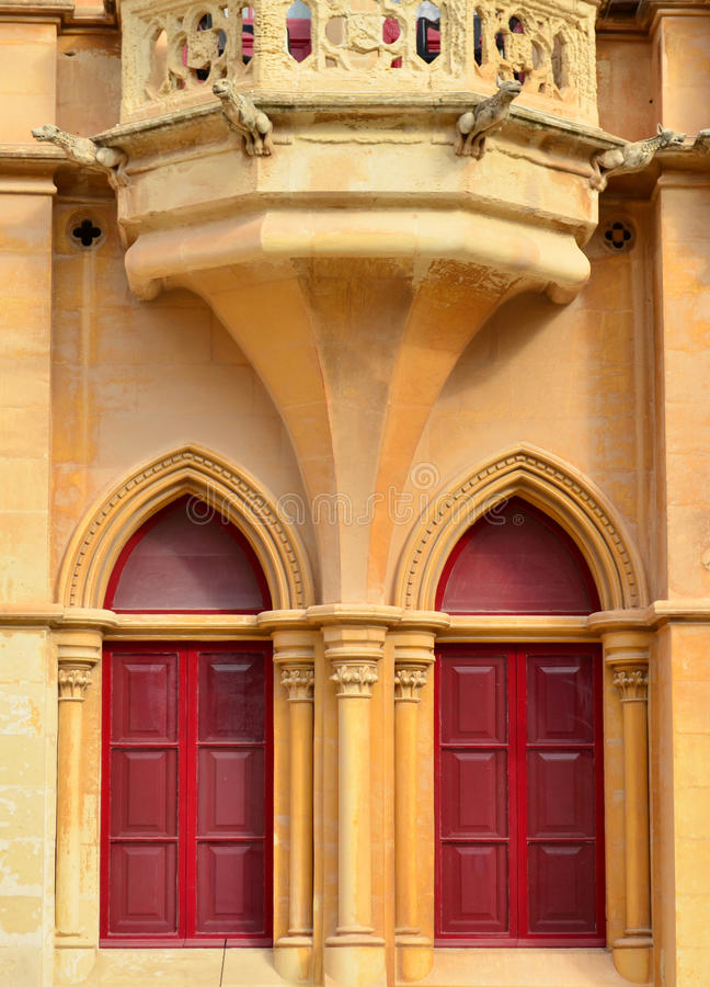 Download Ancient Building In Mdina - Malta Royalty Free Stock Photography - Image: 21713727