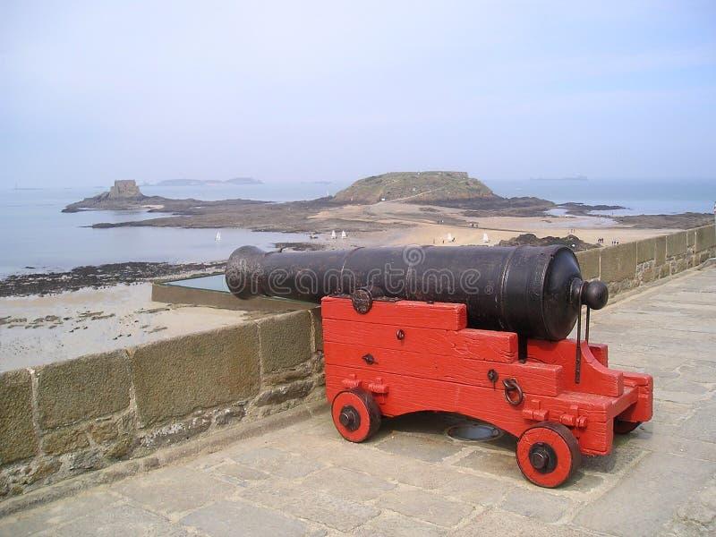 Ancient Cannon Stock Photos