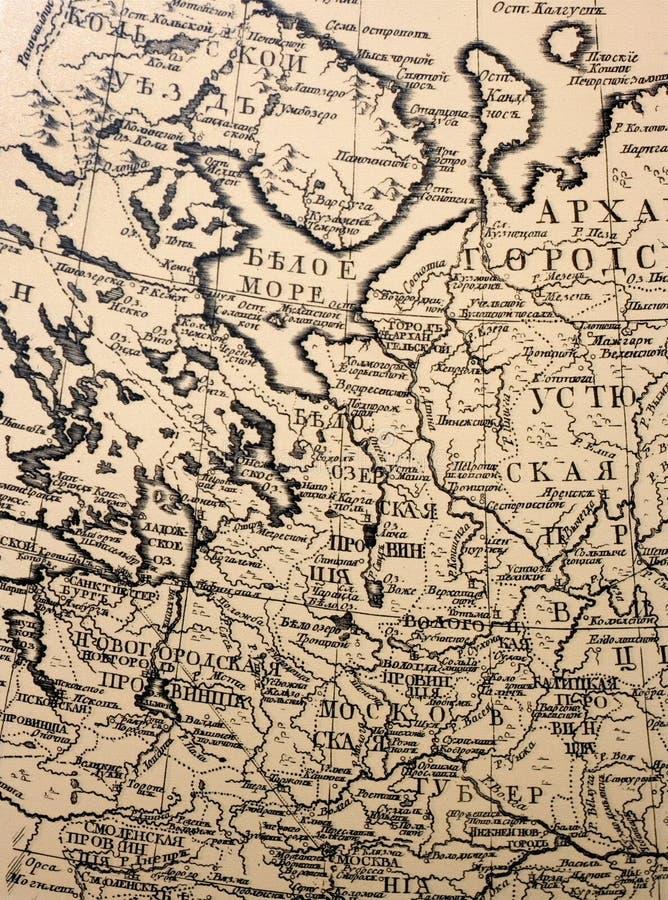 ancient cartography old royaltyfri illustrationer