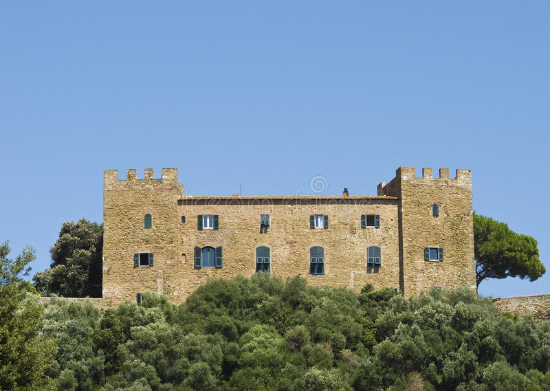 Download Ancient Castle Stock Photo - Image: 15718810