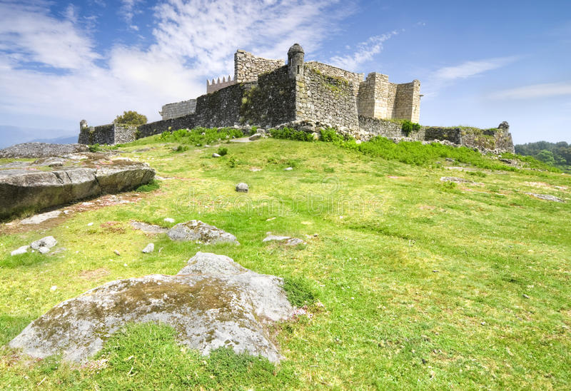 Download Ancient castle stock photo. Image of horizontal, culture - 23340710