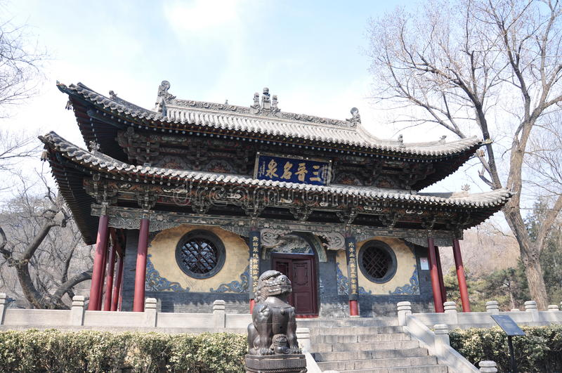 Download Ancient Chinese Architecture Stock Photo - Image: 25059358