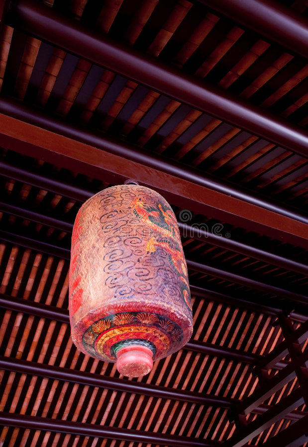 Download Ancient Chinese House Interior Stock Photo - Image: 8375322