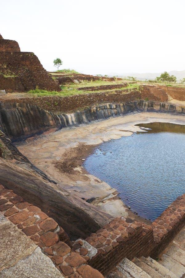 Download Ancient Cistern At Sigiriya, Sri Lanka Stock Photo - Image: 11269306