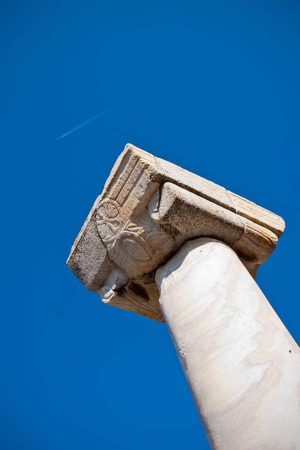 Ancient column - Ephesus