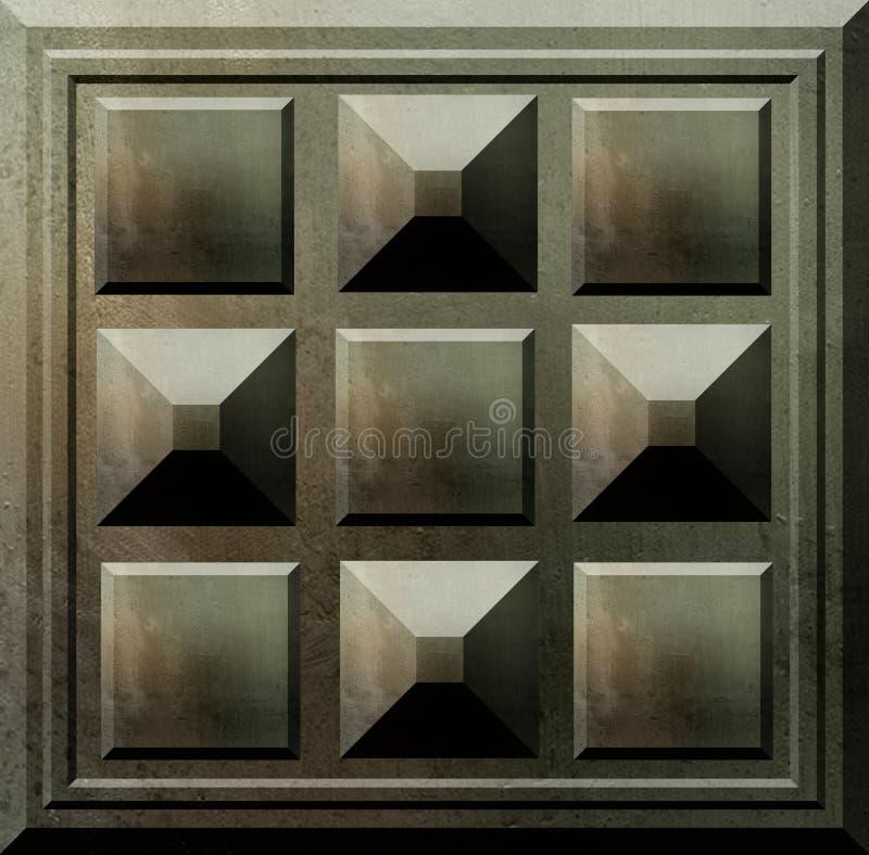 Free Ancient Concrete Block Series (1) Royalty Free Stock Photo - 9771925