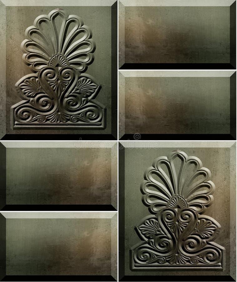 Free Ancient Concrete Block Series (1) Stock Photo - 9771990