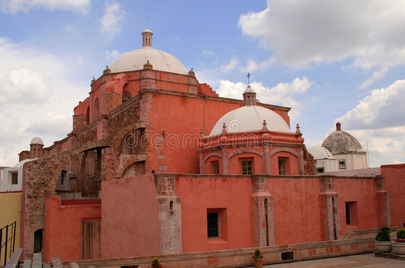 Download Ancient convent stock photo. Image of cityscape, cupolas - 6148608