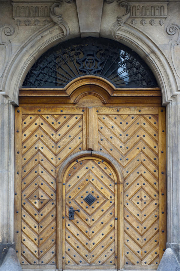 Download Ancient Door stock photo. Image of closed, stone, cloister - 26034914