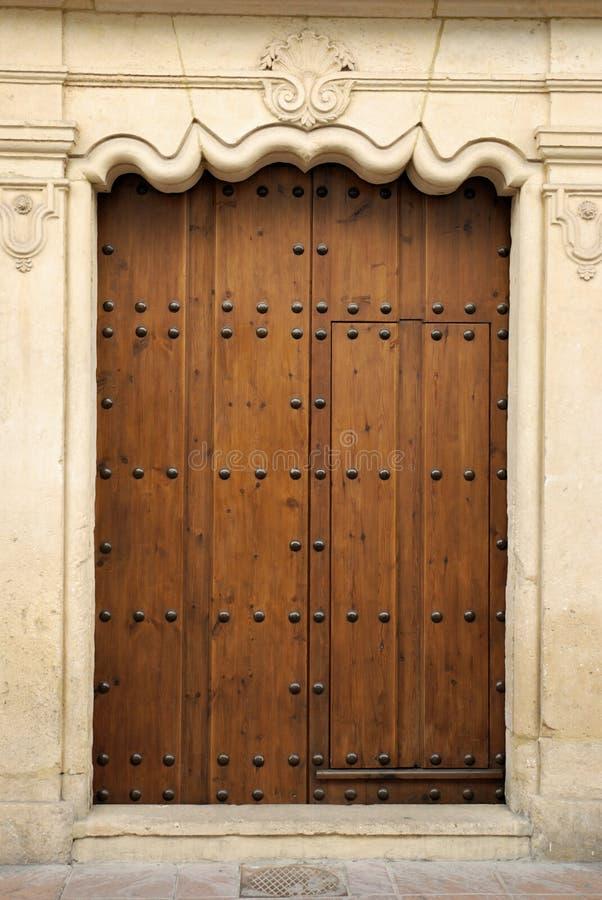 Free Ancient Door Royalty Free Stock Photos - 3558438