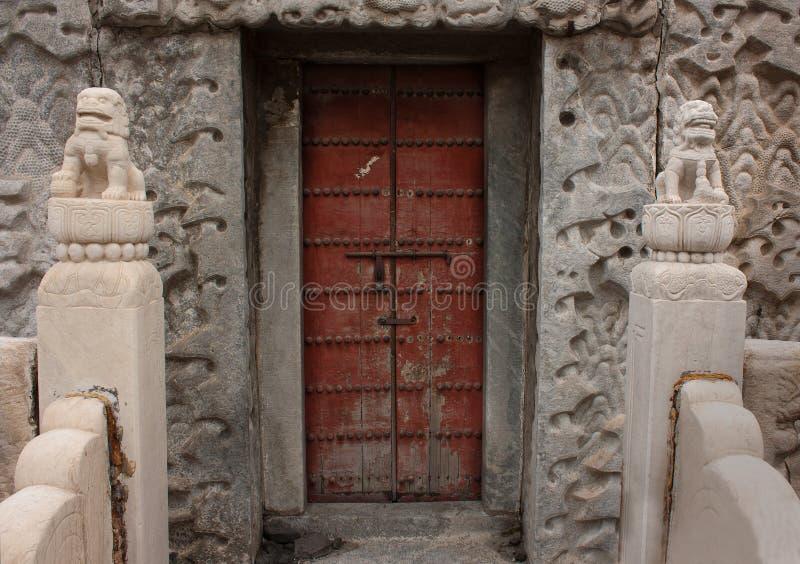 Download Ancient Door In The Imperial Palace Beijing China Stock Image - Image of & Ancient Door In The Imperial Palace Beijing China Stock Image ...