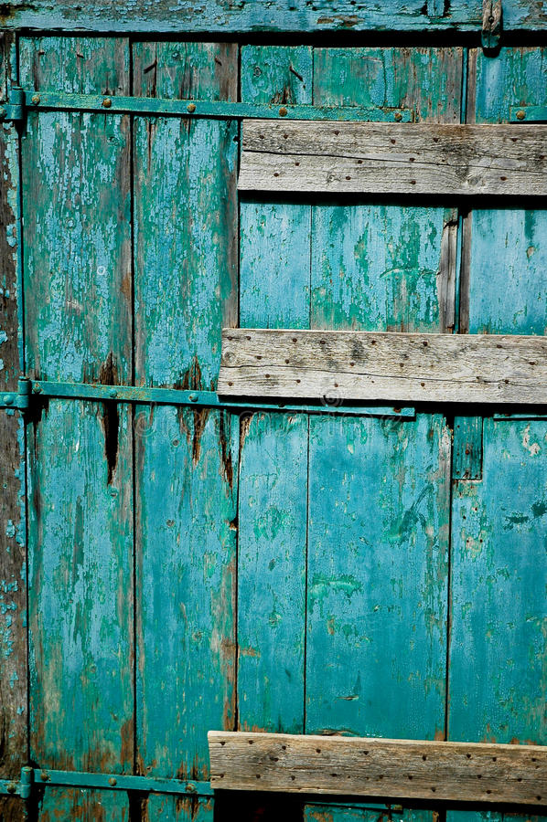 Ancient door texture royalty free stock photos