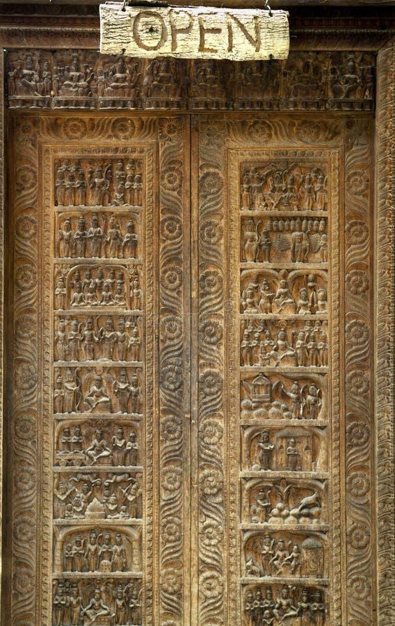 Download Ancient Doorway stock photo. Image of island, arabic - 20632578