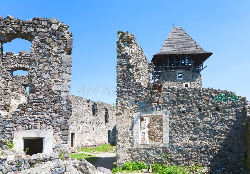 Ancient Fortress Ruins Stock Photos