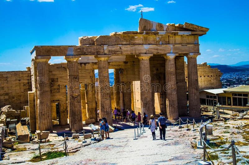Ancient Greece. Greece is considered the cradle of Western civilization, being the birthplace of democracy, Western philosophy, the Olympic Games, Western stock photography