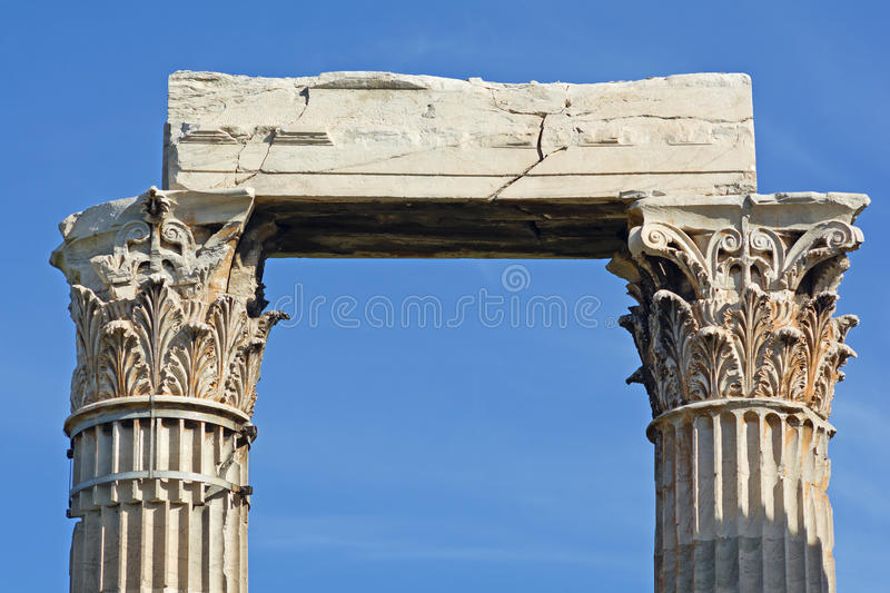 ancient greek architecture stock image image of famous 67789319