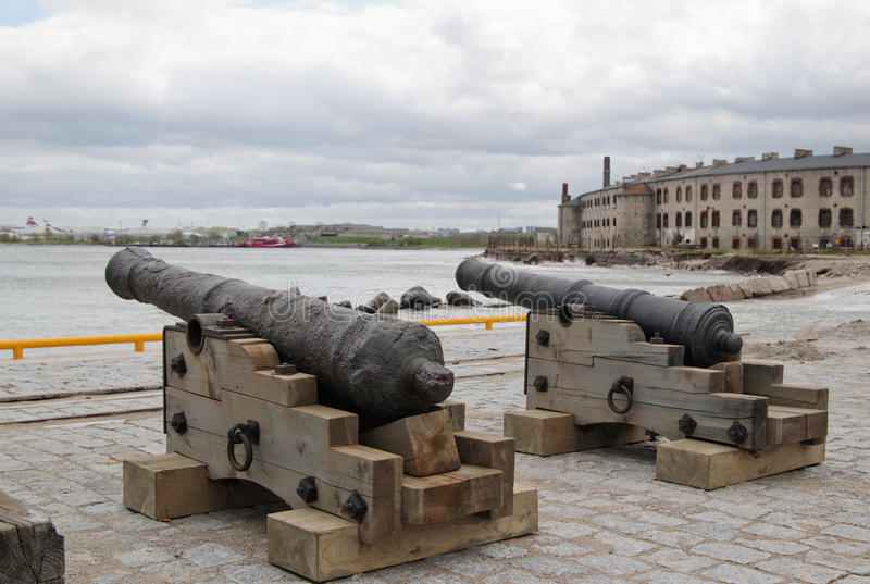 Download Ancient guns stock image. Image of heritage, architecture - 24741853