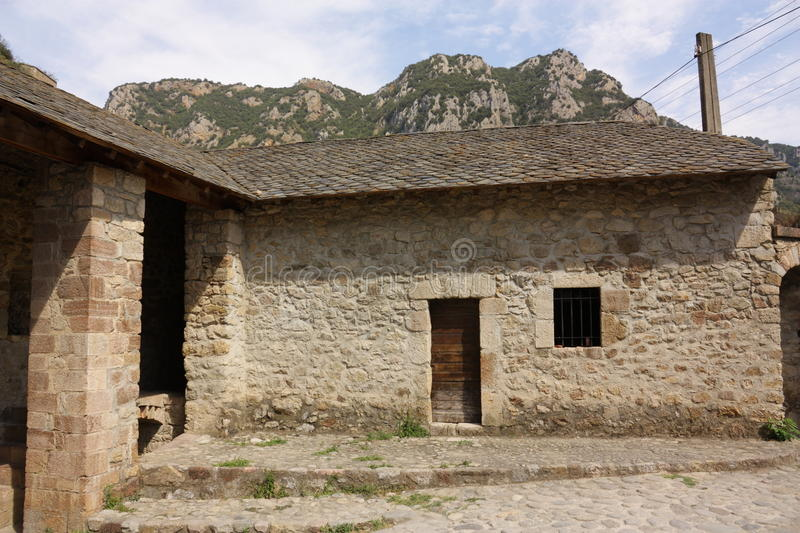 Download Ancient House In Pyrenees Royalty Free Stock Photography - Image: 19919387