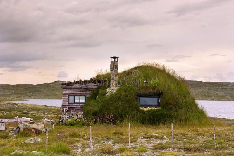 Download Ancient Hut With A Roof From Ground Stock Image - Image: 10973111