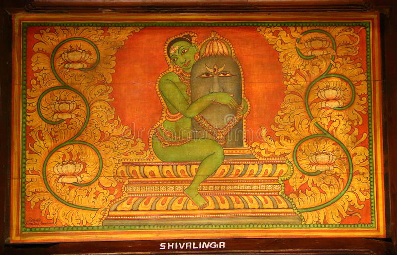 Ancient Indian Paintings Folklore Museum Stock Photo Image Of - Ancient india religion