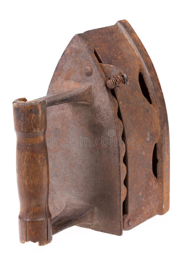 Download Ancient Iron stock photo. Image of retro, business, handmade - 12201168
