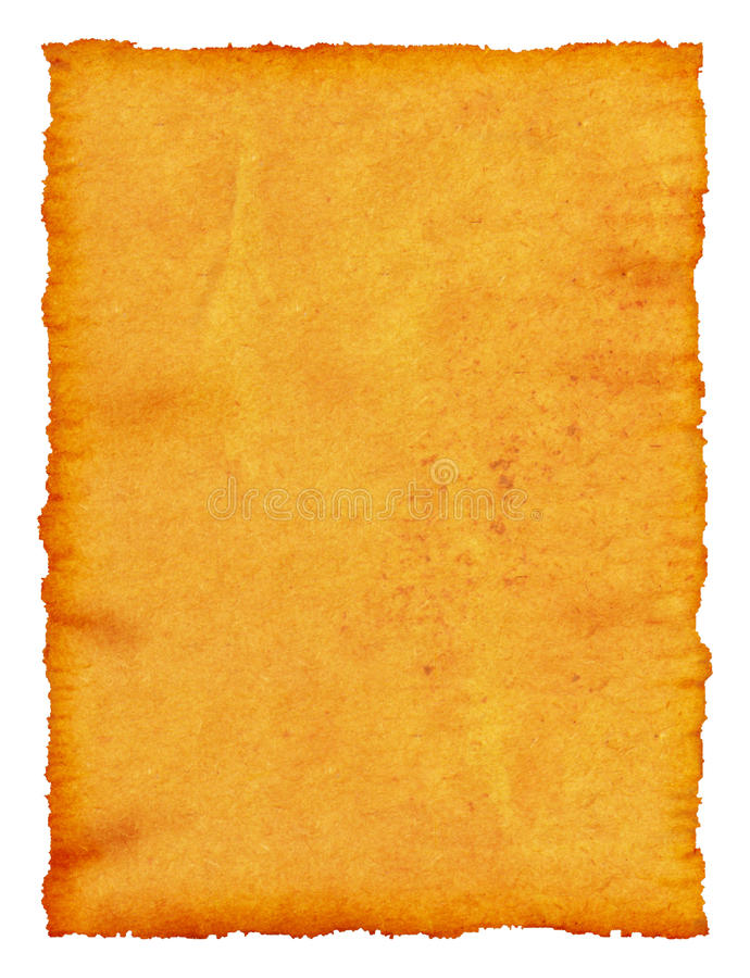 Download An Ancient Manuscript, Papyrus. Blank. Stock Image - Image of document, historic: 14850547