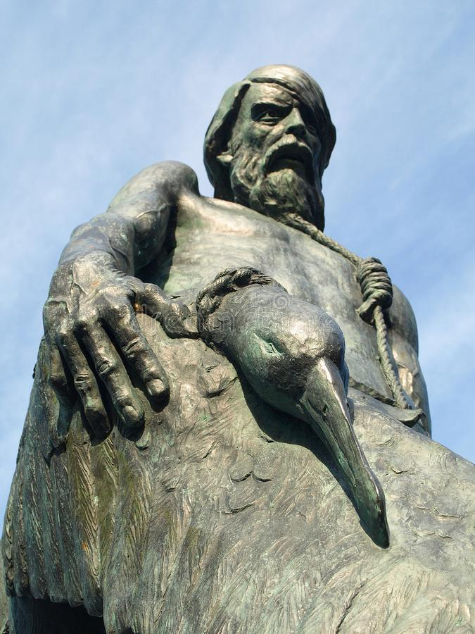 Ancient Mariner stock images