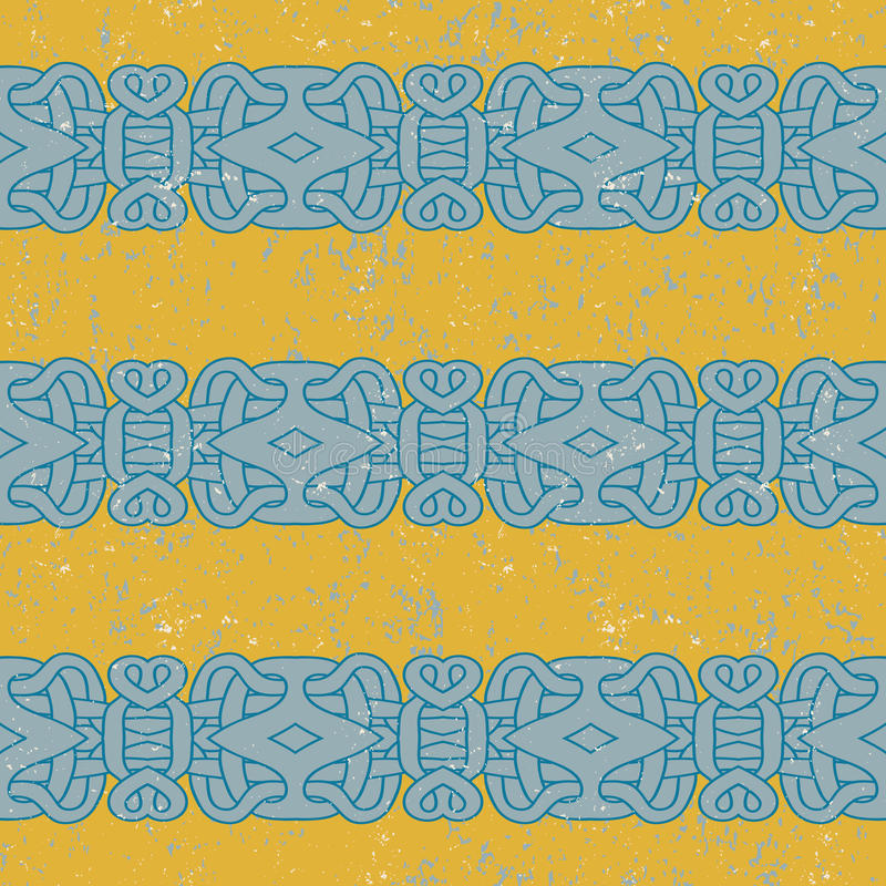 Download Ancient mayan pattern stock vector. Image of decor, flourish - 28853289