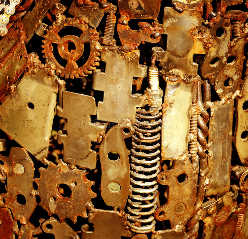 Download Ancient mechanism detail stock photo. Image of gears - 26980672