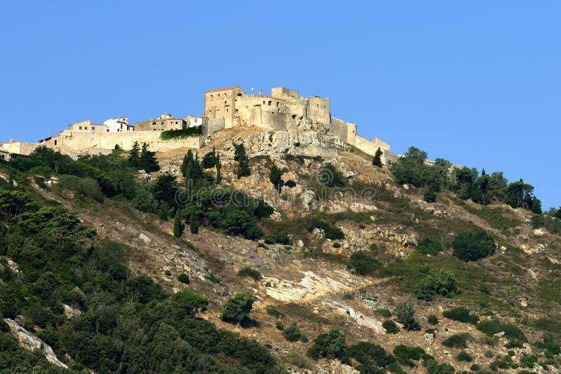 Giglio Castello, Tuscany, Italy royalty free stock photos