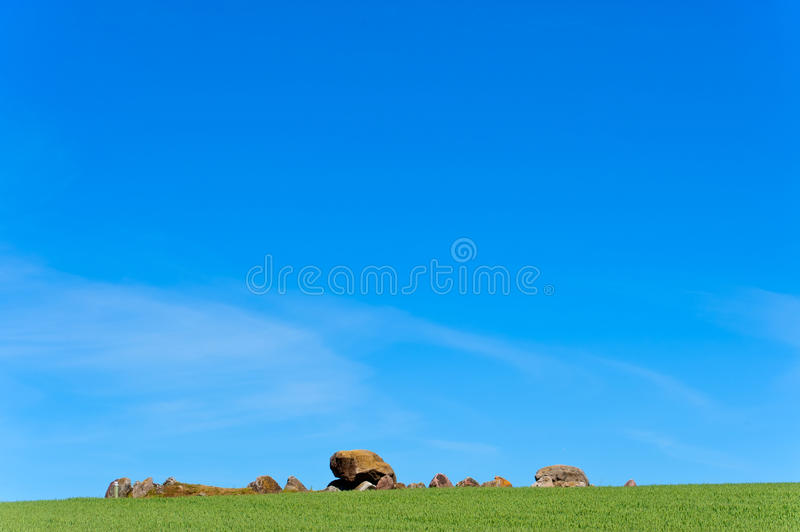 Download Ancient Megalithic Tomb Royalty Free Stock Photo - Image: 19862825