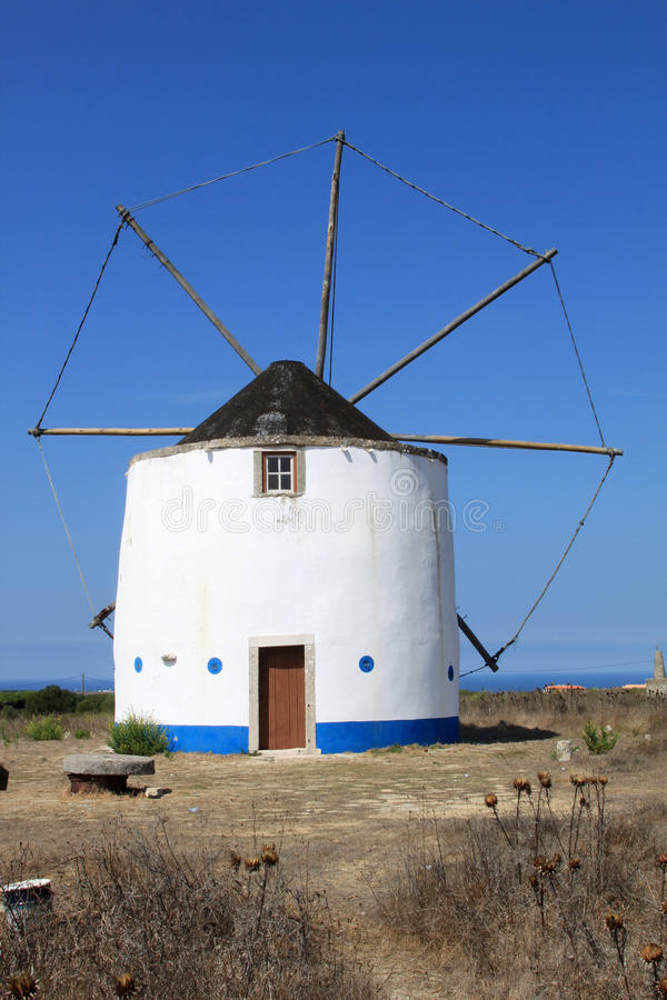 Ancient mill of A do Longo, Portugal