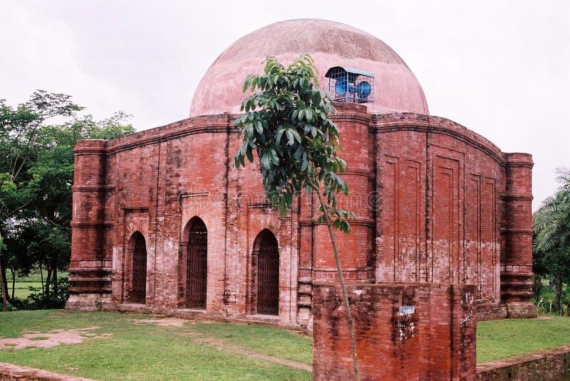 Ancient Mosque in Jhenaidah. Bangladesh of Khulna division stock photography