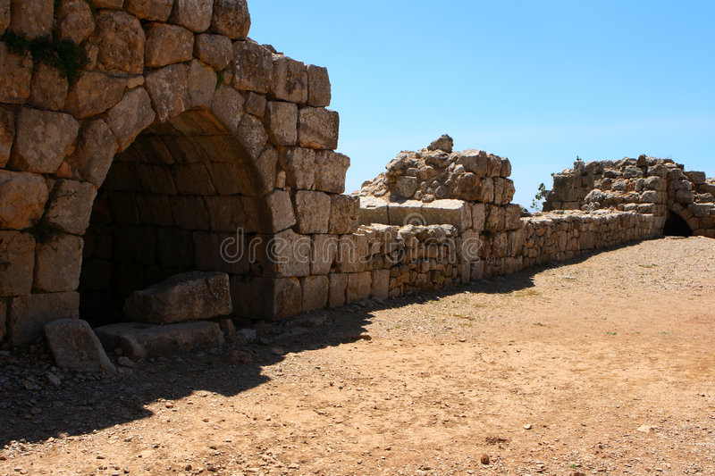 Download Ancient Nimrod stock photo. Image of east, park, detail - 4965394