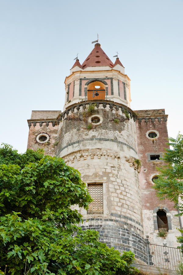 Download Ancient Norman Church In Sicily, Italy Stock Photography - Image: 20987522