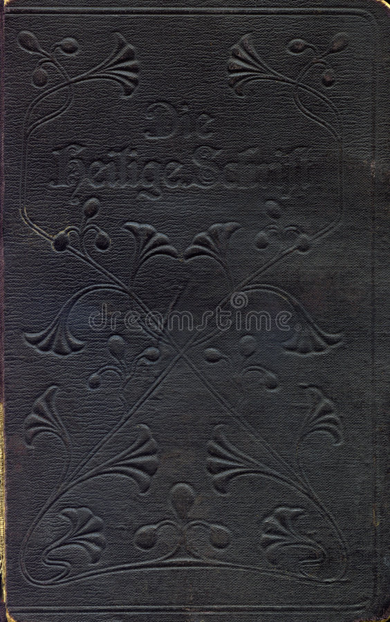 Download Ancient Old Bible Cover Stock Photo Image Of Page Paper