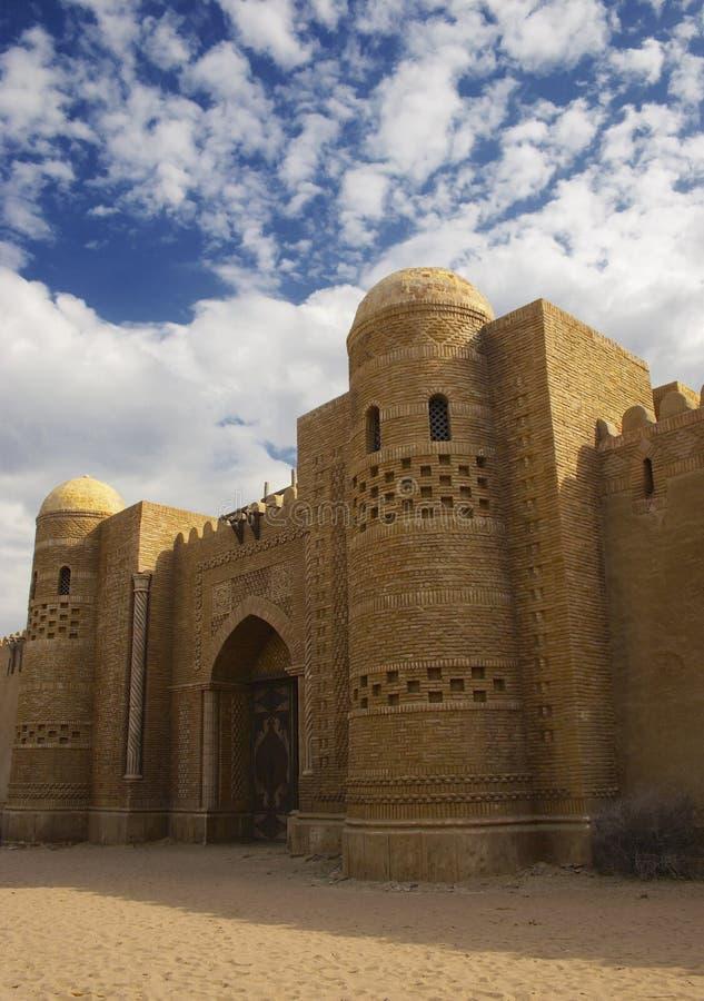 Download Ancient orient city stock photo. Image of kazakhstan, arabic - 1419930