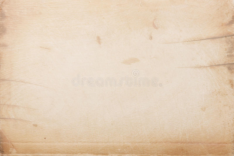 Download Ancient Paper With Age Marks Stock Illustration - Illustration: 14834539