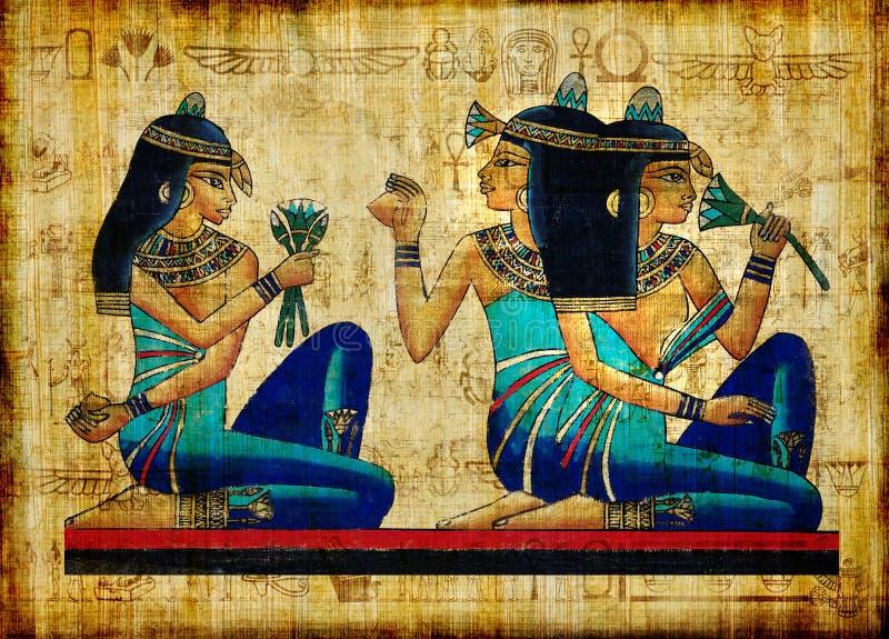 Ancient parchment stock images