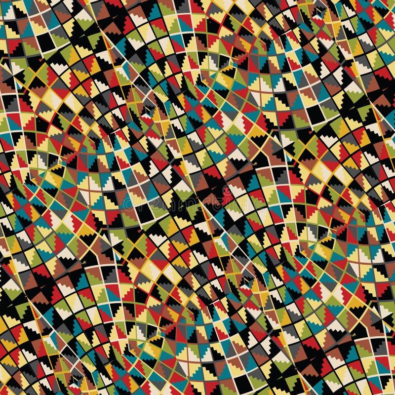 Ancient pattern. Vector illustration vector illustration