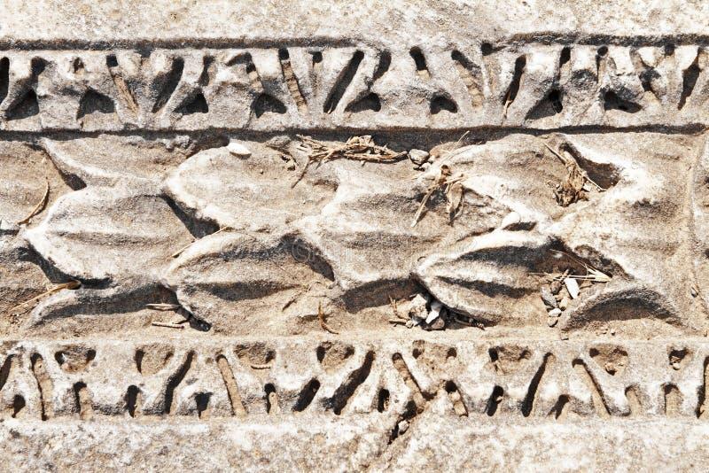 Download Ancient Patterns In Ephesus, Turkey. Stock Image - Image: 20742313
