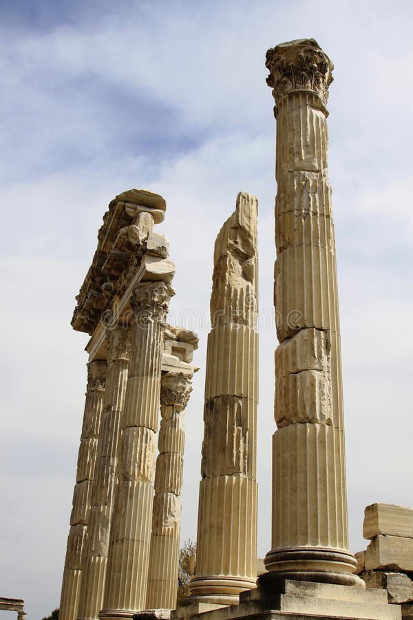 Download Ancient Pergamon stock photo. Image of history, historic - 24577390