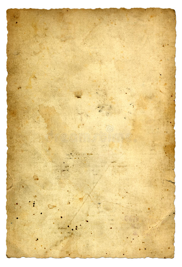 Download Ancient Photo Paper Background Stock Illustration - Image: 17053599