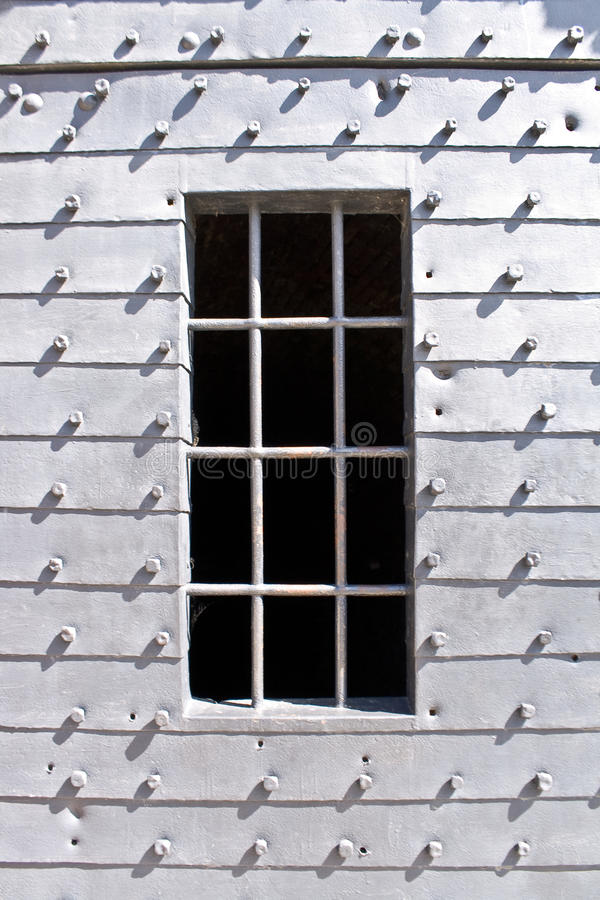 Download Ancient  Prison Door With Iron Bars Stock Image - Image: 20753133
