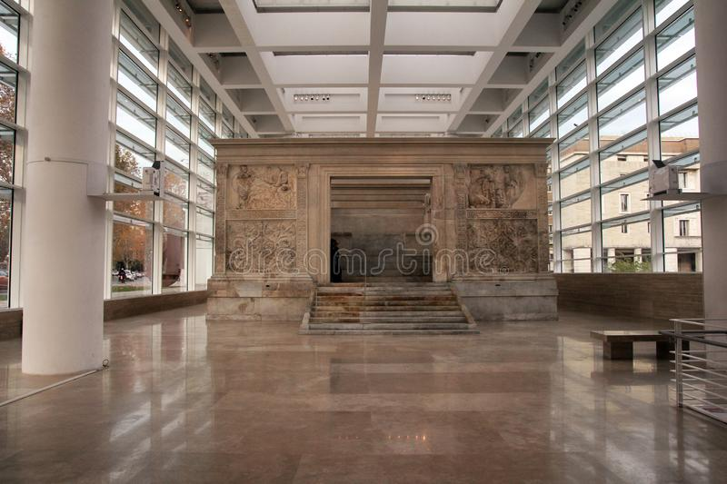 Ara pacis royalty free stock images